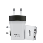 Portronics POR 329 3 Port USB AC Adapter