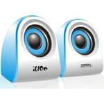 Zebronics 2.0 Multimedia Speaker - ZEB-SPK-IGLOO