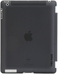 Neopack Black Frost Back Case Cover For IPad 2/3/4th Generation 12BK3