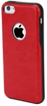 Neopack Red Dual Tone Snap Back Case Cover For IPhone 5c 34R5C