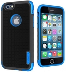 Cygnett Workmate Case For IPhone 6 Gray/Blue - CY1667CPWOR