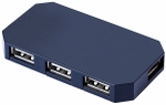 Lapcare USB 2.0 4 Port Hub With 1.5 Mt Cable LHB 018