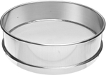 Bio Technics Dia 8 Inch Size 2.80 Mm Stainless Steel Test Sieves