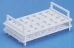 Tarson 241020 PC Places 24 Tube Rack For 128 Of 1.5 Ml Or 2 Ml Micro