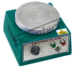 Scientech SE-182 Round Hot Plate With Cast Iron Top