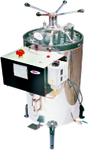Tanco ACA-4 98 Ltr 4.0 KW Digital Fully Automatic Vertical Autoclave