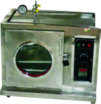 Tanco 2 KW 1 Shelve Vacuum Oven With Vaccum Pump OVG-2