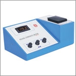 Electronics India 335 (Test Tube Set Of 5) Digital Turbidity Meter