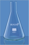 Borosil Long Neck Without Rim Flasks Capacity 250 Ml 4981021