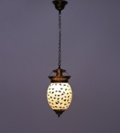 Noble Brighter Side Silver Mosaic Single Unit Pendant