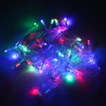 Led Black Wire 40 Mtr Multi Color String Decorative Lights