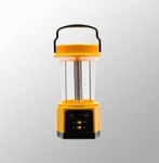 Syska 7W Yellow Emergency Led Lantern