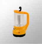Syska 5W Yellow Emergency Led Lantern