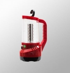 Syska 5W Red Emergency Led Lantern