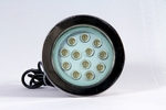 Noble Electricals 14.4W Warm White LED Inground Burials 220 V AC IP 68 Fountain Light