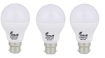 Forus 3 W Cool White Led Bulb Pack Of 3