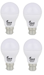 Forus 3 W Cool White Led Bulb Pack Of 4