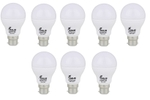 Forus 3 W Cool White Led Bulb Pack Of 8
