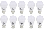Forus 3 W Cool White Led Bulb Pack Of 10