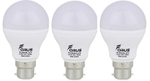 Forus 5 W Cool White Led Bulb Pack Of 3