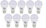 Forus 5 W Cool White Led Bulb Pack Of 9