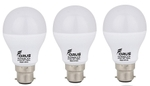 Forus 7 W Cool White Led Bulb Pack Of 3