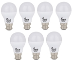Forus 7 W Cool White Led Bulb Pack Of 7
