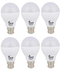 Forus 9 W Cool White Led Bulb Pack Of 6