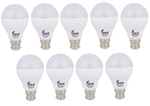 Forus 9 W Cool White Led Bulb Pack Of 9