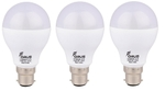 Forus 12 W Cool White Led Bulb Pack Of 3