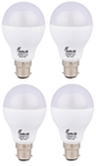 Forus 12 W Cool White Led Bulb Pack Of 4