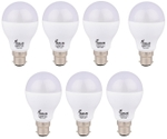 Forus 12 W Cool White Led Bulb Pack Of 7
