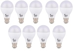 Forus 12 W Cool White Led Bulb Pack Of 9