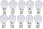 Forus 5 W Warm White Led Bulb Pack Of 10