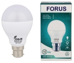 FORUS 9W Cool White LED Bulb