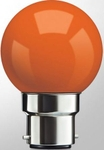 Syska SSK-SKC 0.5W Orange B22 LED Bulb