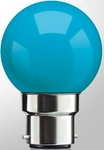 Syska SSK-SKC 0.5W Light Blue B22 LED Bulb