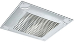 Itelec 2 X 18W Crux Recess Mounted P5 Luminaire