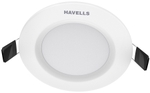 Havells 10W Quanto Ultra Slim LED Down Light LHEBJVP6UZ1W010