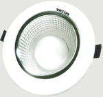 Victor Led RAY3-501 3 Watt LED Downlight Combo Pack Of 2 White, Green