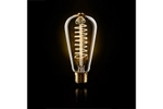 Noble Electricals 40W TEARDROP R2 Warm White LED Filament Bulb