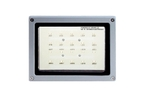 Noble Electricals NE/ FL 20*1 20W Blue Grey Powder Coated Led Flood Light
