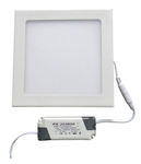 EGK 12 W Cool White Square LED Panel Light With Driver PS12W