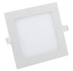 Megaway MWL3PLS 3W Warm White Square Recessed LED Panel Light