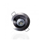 Noble Electricals 5W 600lm Cool White Concealed LED Spot Light NE/ RM COB 1*5