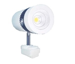 Noble Electricals 9W 900lm Cool White Track LED Spot Light NE/TRK 1*9