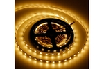 Noble Electricals Flexible LED Strip Lights Warm White (8 W) Length 5m - IP 20