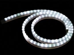 Noble Electricals Flexible LED Strip Lights ( 4.8 W) Length 5 M Amber - IP 65