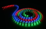 Noble Electricals NE/SMD FL-2 RGB 7.2W IP 20 LED Strip Lights
