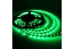 Noble Electricals Flexible LED Strip Lights Green (4.8 W) Length 5m - IP 65